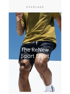 The $50 ReNew Sport Short