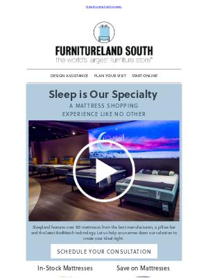 Furnitureland South - Shop In-Stock Mattresses
