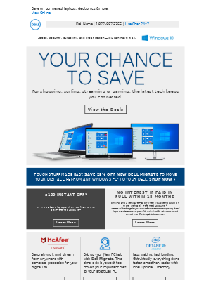 SPECIAL SAVINGS KEEP GOING | New tech for staying connected