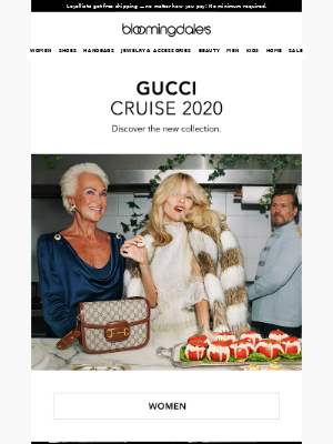 Gucci Cruise 2020