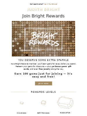 Pssst … let us fill you in on Bright Rewards