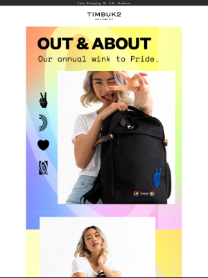 The Limited Edition 10th Annual PRIDE Pack!