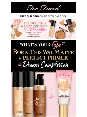 The Perfect Foundation/Primer Combo