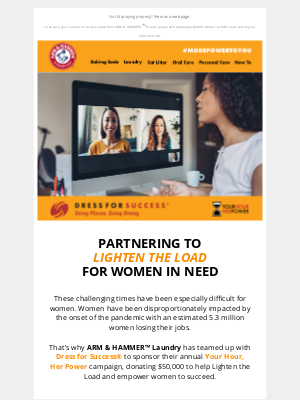 armandhammer.com - Celebrate & Empower Women With Us This March ♀