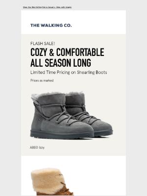FootSmart - FLASH Sale! Cozy & Comfortable Slippers