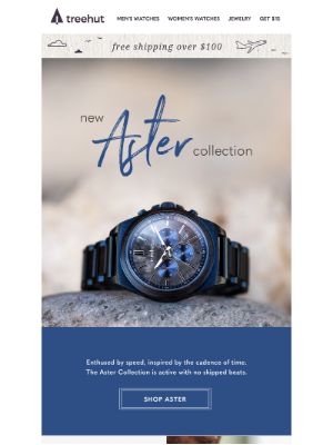 The new Aster collection is here.