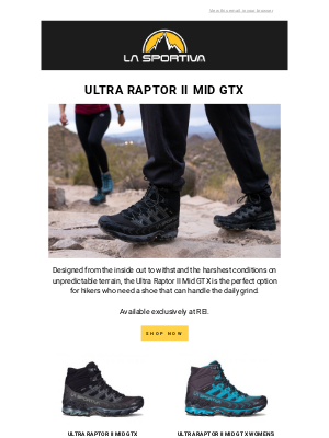 La Sportiva - Ultra Raptor II Mid GTX