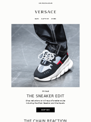 More Sneaker Styles Added To Sale