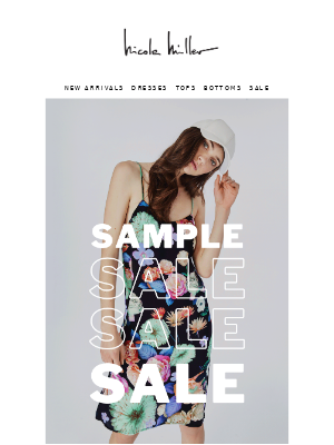 Spring Cleaning? There's Now Room For Sample Styles.