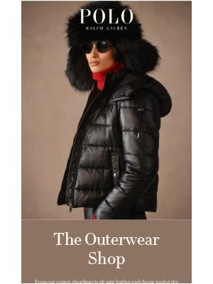Ralph Lauren - The Women's Outerwear Shop