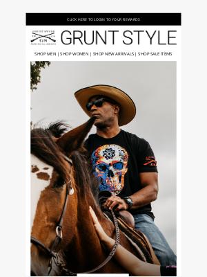 Grunt Style LLC - Sugar Skull 2.0 & More