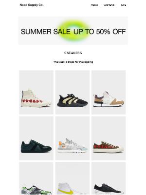 This Week's Sneakers