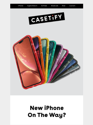 Casetify - New! iPhone 12 and iPhone 12 Pro cases📱