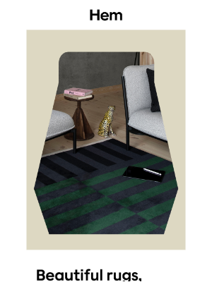 Hem - Beautiful rugs, made with care
