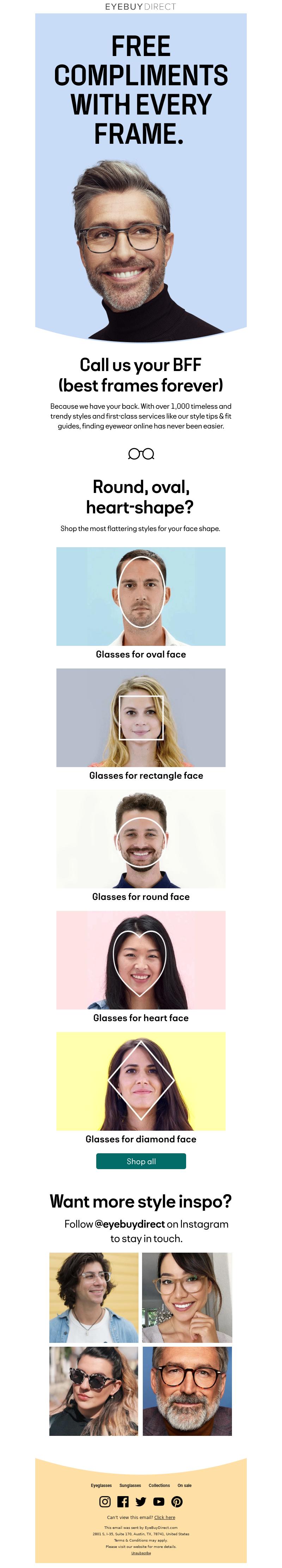 EyeBuyDirect - Look no further!