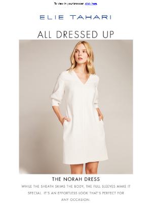 Elie Tahari - Do-It-All Dresses