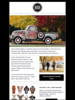 BIXBI Pet - BIXBI Digital DROOL | The Barrett Family Farm