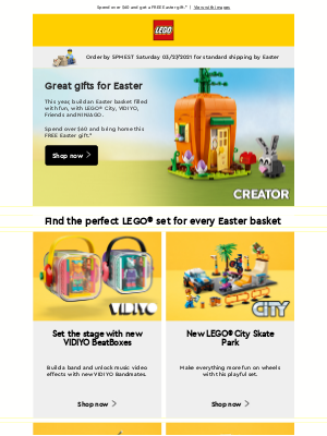 LEGO - Your weekly LEGO® newsletter