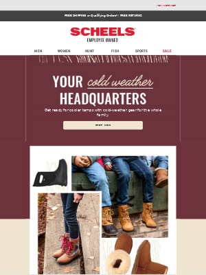 SCHEELS - Attention Parents: Kids Will Love These Boots!