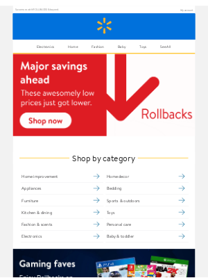 Walmart - Stretch your refund even further💰