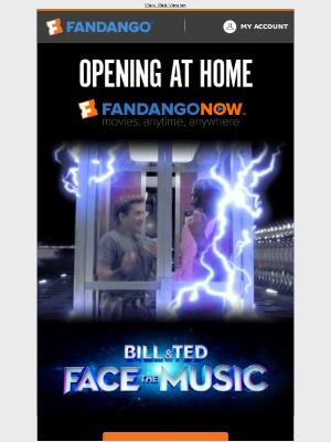 Fandango - Woah, Your Next Home Premiere