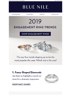 Top Engagement Ring Trends For 2019 💍