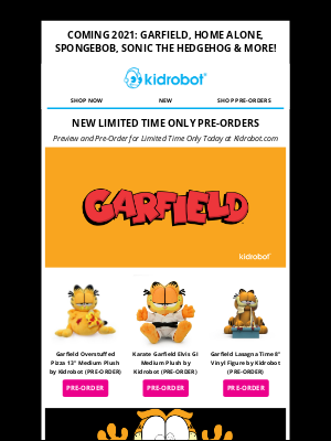 Kidrobot - TGIF! Preview & pre-order what's coming in 2021 today at Kidrobot.com!