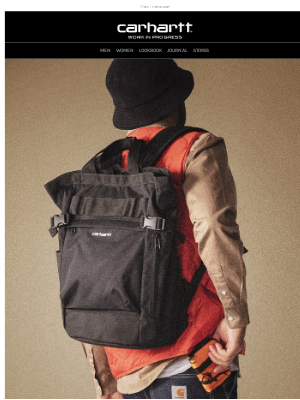 Robust Cordura® Backpacks & Luggage, New Arrivals