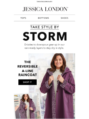 Jessica London - ☔ The Rainy Day Sale + A Free Gift!