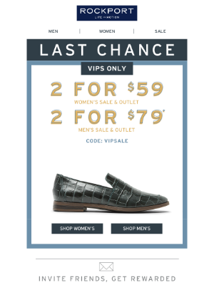 Rockport Company - 🌟FLASH SALE ENDS TONIGHT! 2 for $59/2 for $79 Shoes