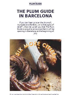 Hola from Barcelona
