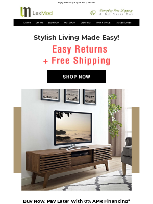 Lexmod - Stylish Living Made Easy - Shop Now For Free Shipping!
