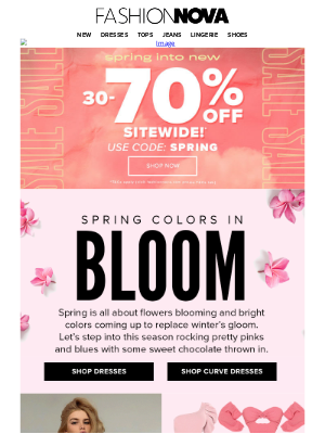 Fashion Nova - Step Into Spring In Style 🌸🌼