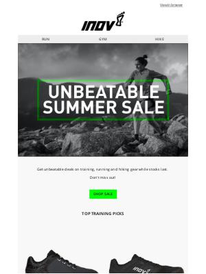 inov-8 (UK) - UNBEATABLE SUMMER SALE ⚡NOW ON