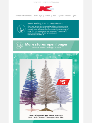 Kmart Australia Limited - Find the perfect tree