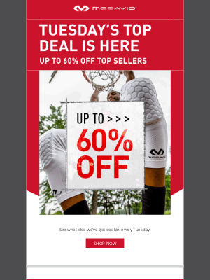Mcdavid Sports Medical - 💥Today's Deal: Up to 60% OFF Top Sellers💥