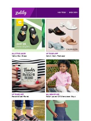 Ralph Lauren Childrenswear | Calvin Klein | Eürosoft | Body Glove