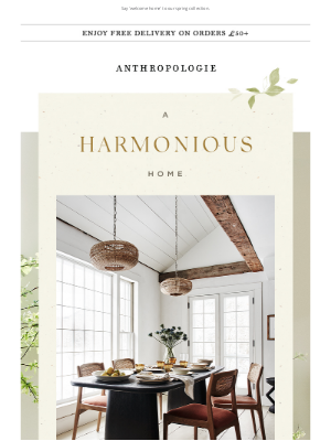 Anthropologie (UK) - Now THAT'S how to make an entrance...