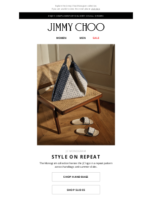 Jimmy Choo - Handbags And Slides To Wear On Repeat