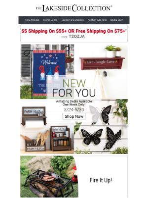 LTD Commodities - New Just For You