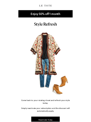 Hey MailCharts, want a style refresh?