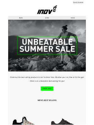 inov-8 (UK) - SUMMER SALE ⚡Shop the Best Sellers