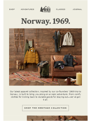 A Nordic-Influenced Collection Worth Cozying Up To