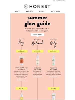 Find your perfect summer skin routine