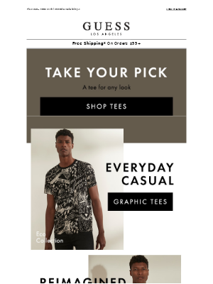 Shop by Style: Tees