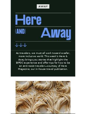 Away - <%subject%>