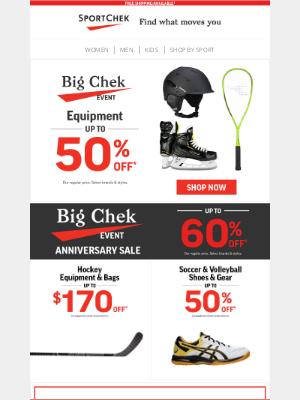 Sport Chek (CA) - Equipment Deals, Ski Gear & More
