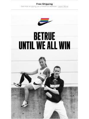 BETRUE: Nobody wins alone