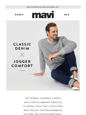 Mavi - Jeans Meet Loungewear