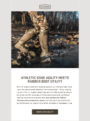 LaCrosse Footwear Inc - Complete Protection From the Elements